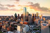 Dallas, Texas cityscape