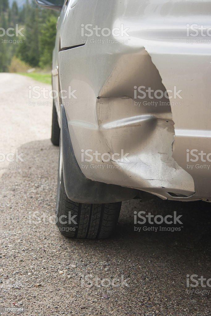 Damage stock photo
