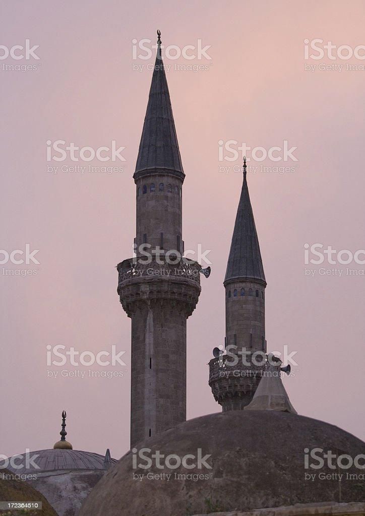 Damascus - Tekkiye Suleimaniye stock photo
