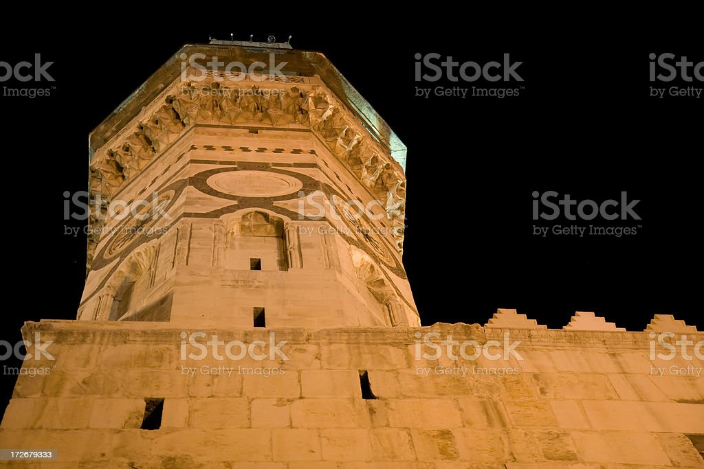 Damascus - Umayyad Mosque stock photo