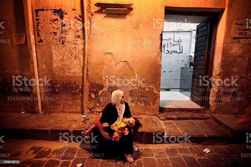 Damascus,Syria stock photo