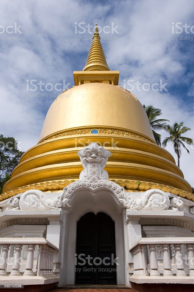 Dambulla - Sri Lanka stock photo