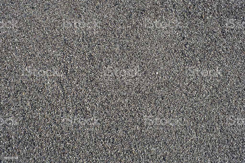 damp and grainy sand background royalty-free stock photo