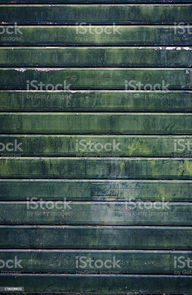 damper, rolling shutter ,Persian blind stock photo