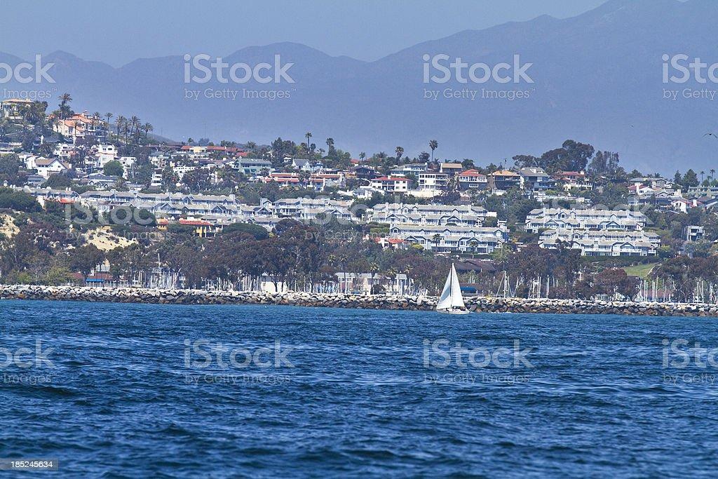 Dana Point, CA stock photo