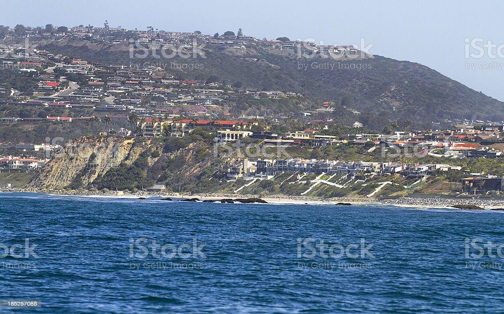 Dana Point California royalty-free stock photo