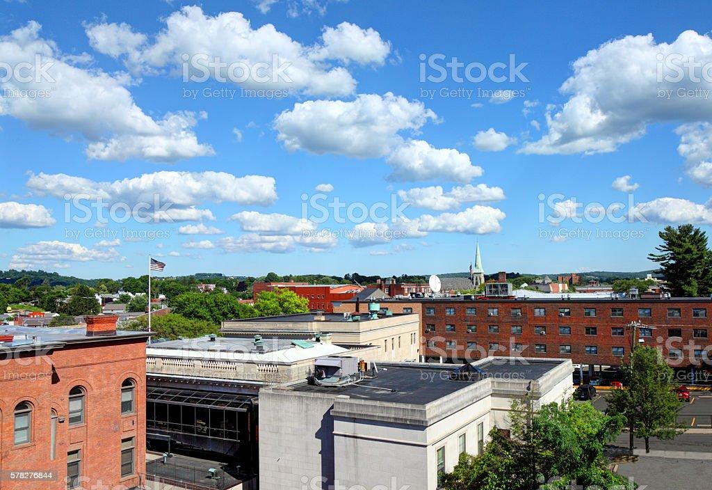 Danbury, Connecticut stock photo