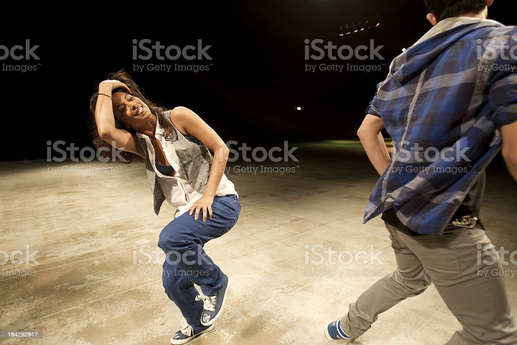 dance action royalty-free stock photo