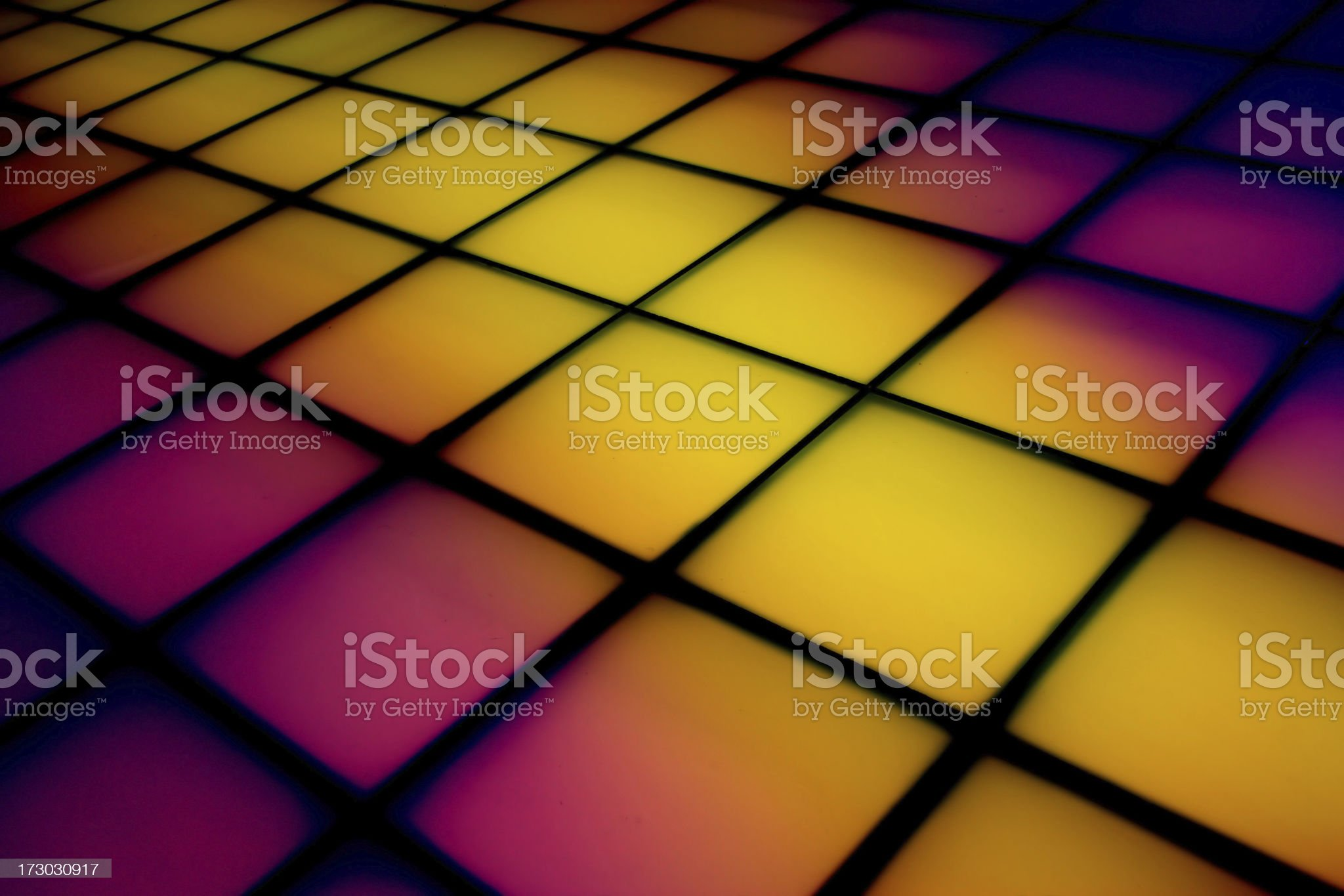 Dance Floor Background royalty-free stock photo