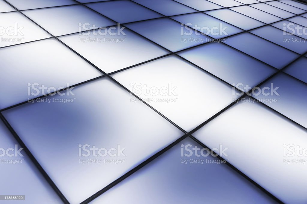 Dance Floor Background royalty-free stock photo