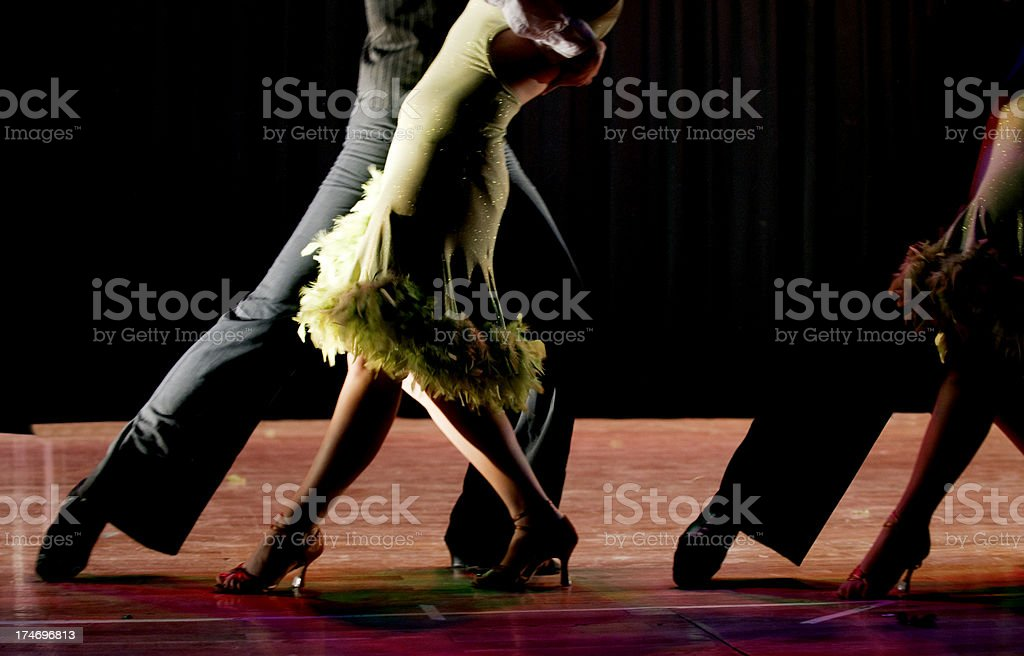dance forever royalty-free stock photo