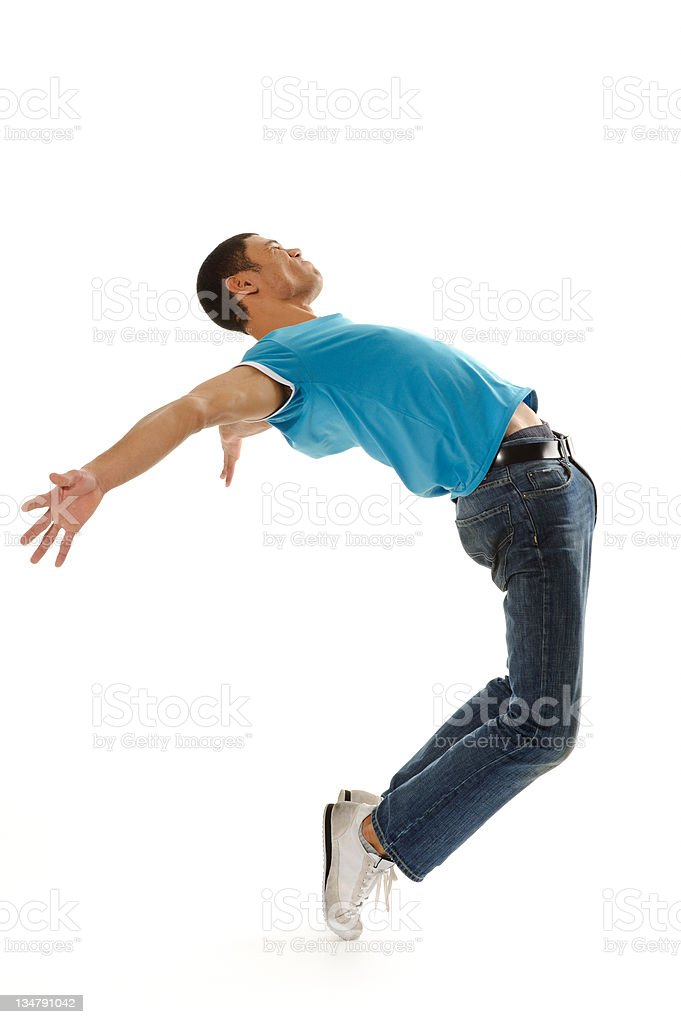 dance move stock photo