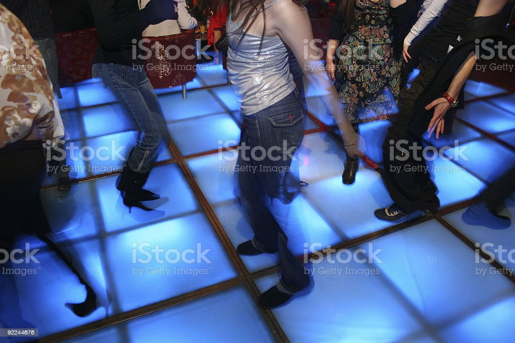dance night club royalty-free stock photo