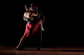 Dance of passion Tango
