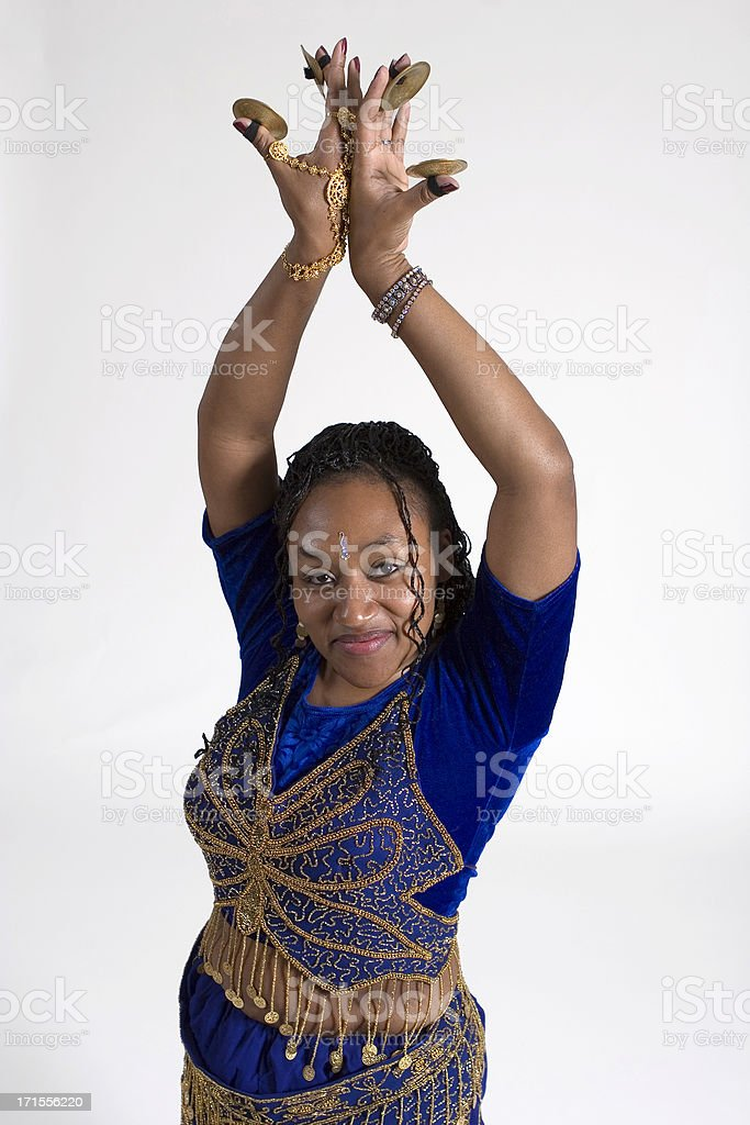 Dance Performance royalty-free stock photo