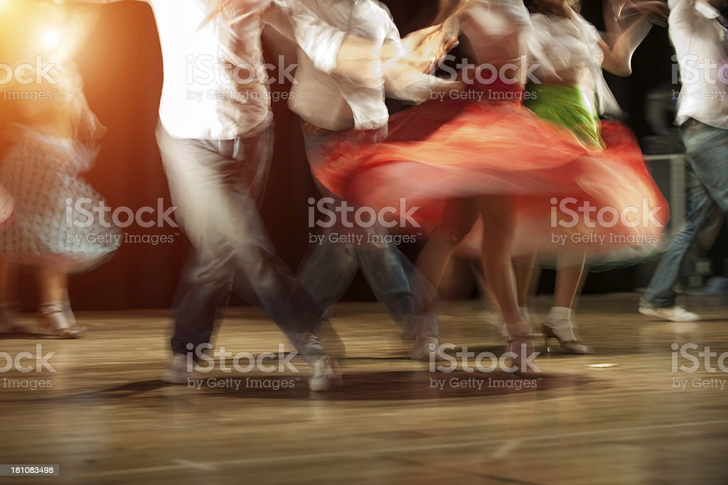 dance stock photo
