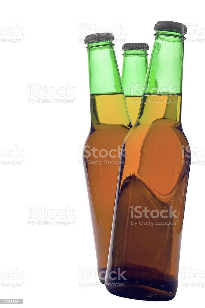 Dancing Beer stock photo