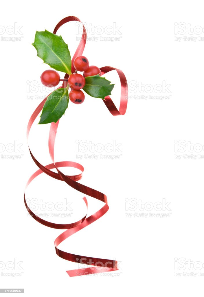Dancing Ribbons (XL) stock photo