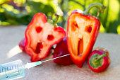 Danger of GMO food