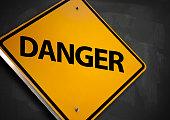 Danger / Warning sign concept (Click for more)