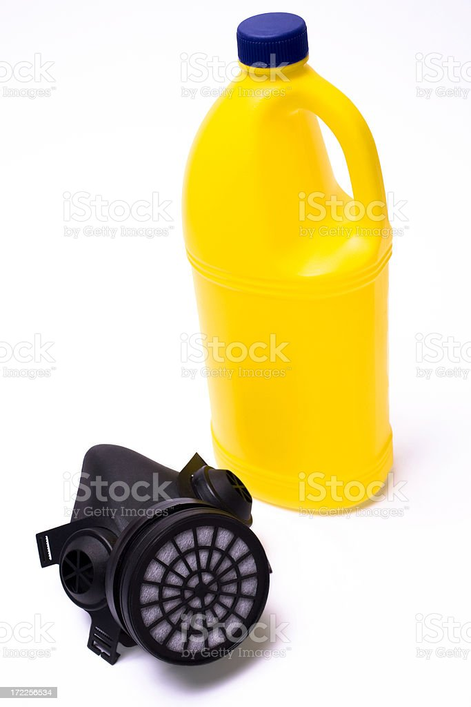 dangerous product royalty-free stock photo