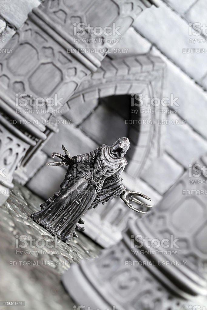 Dangerous Specter royalty-free stock photo