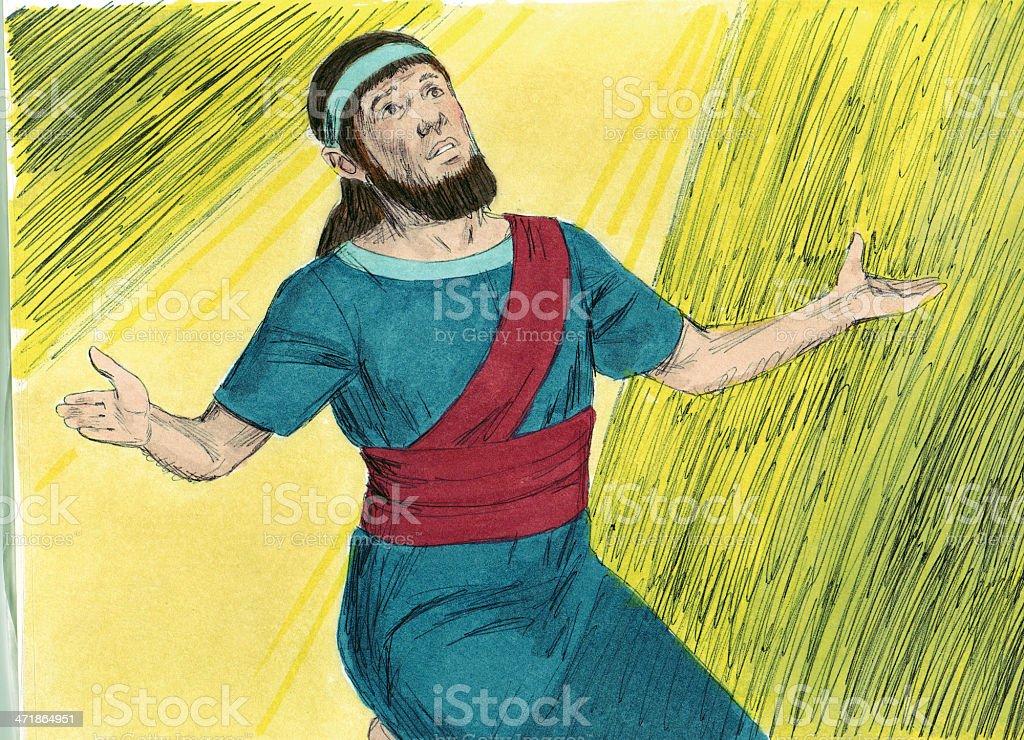Daniel Prays royalty-free stock photo