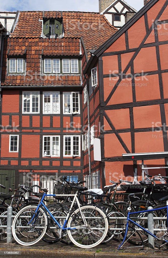 Danish Architecture royalty-free stock photo