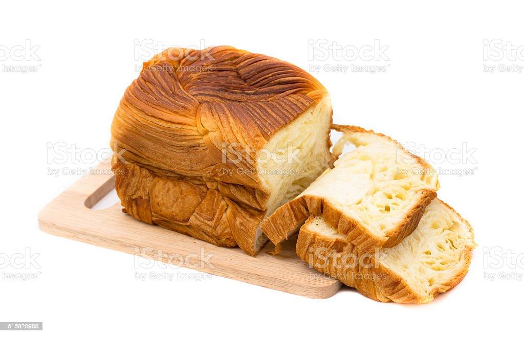 Danish bread stock photo