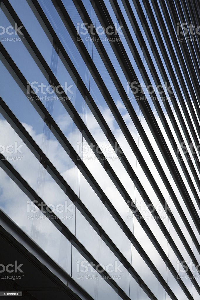 Danish Design Centre royalty-free stock photo