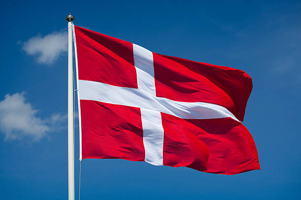 Image result for Danish Flag