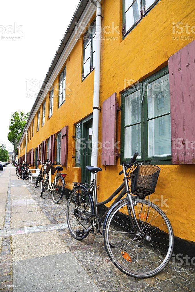Danish Lifestyle royalty-free stock photo
