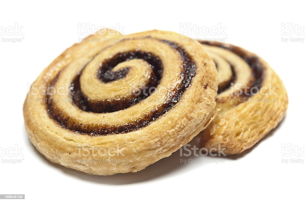 Danish Pastry royalty-free stock photo