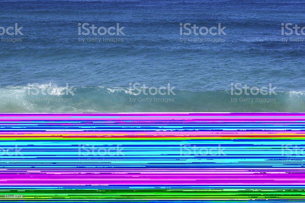Danish Summer stock photo