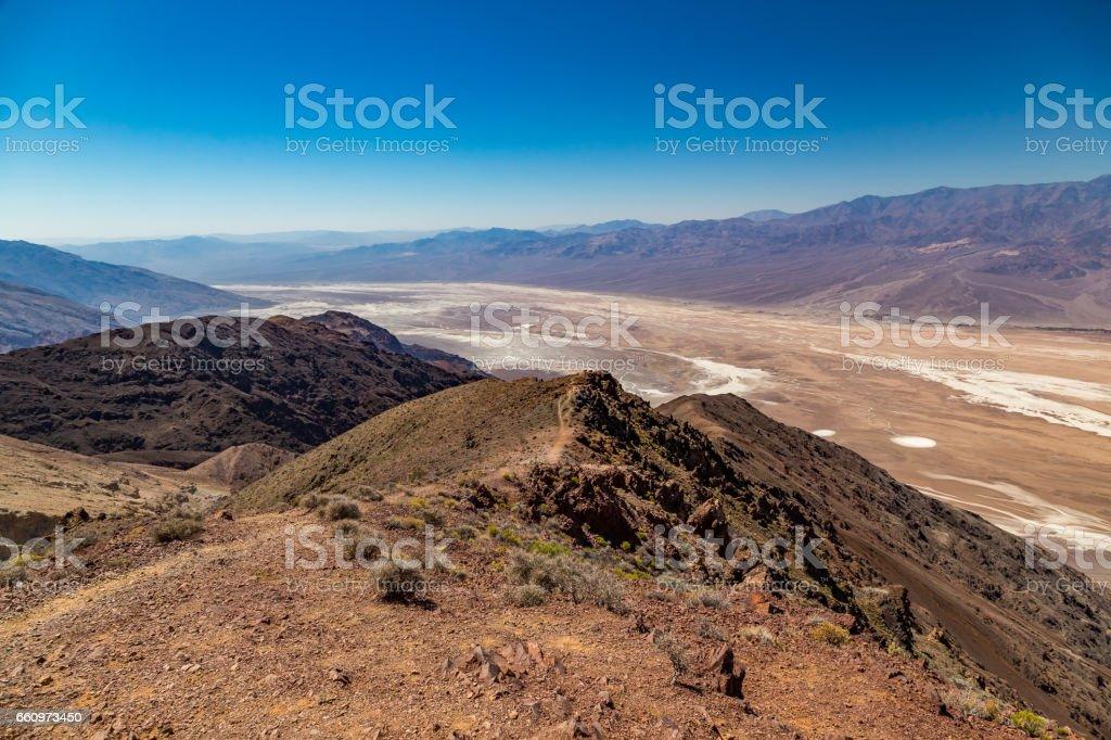 Dante's View stock photo