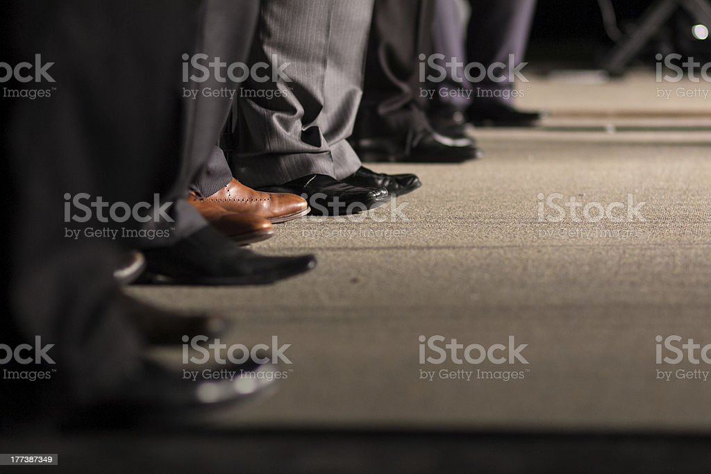 Dare to be Different royalty-free stock photo