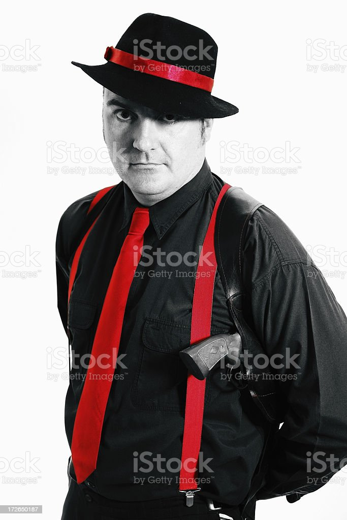 Dark and Sinister stock photo