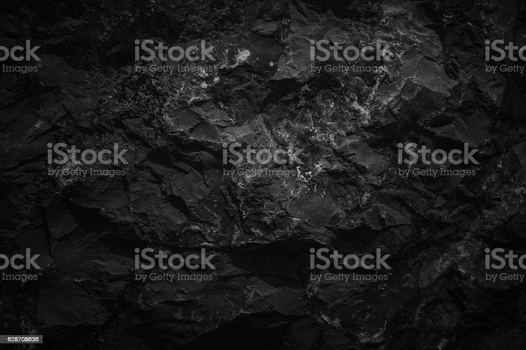Dark background texture. Blank for design, dark edges stock photo