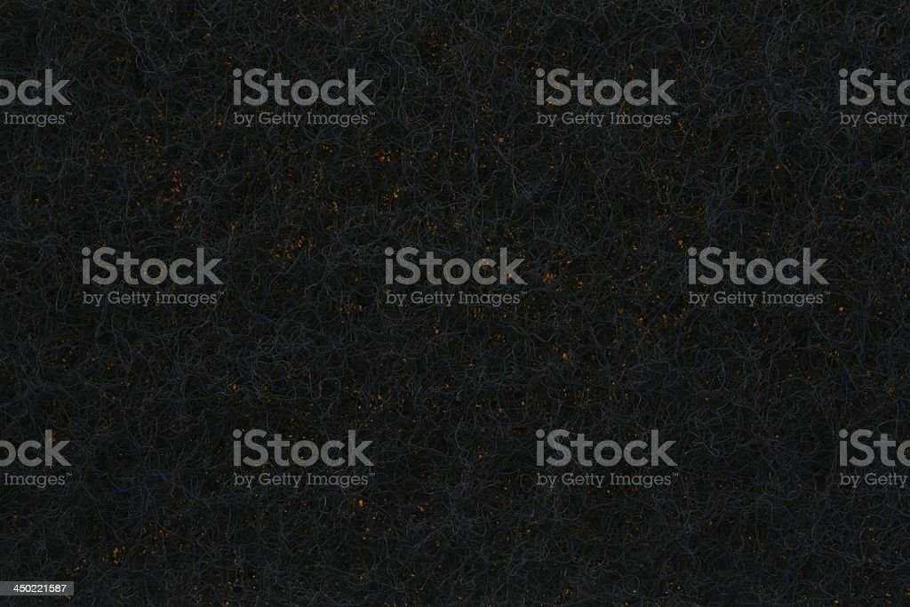 Dark background with yellow backlight royalty-free stock photo
