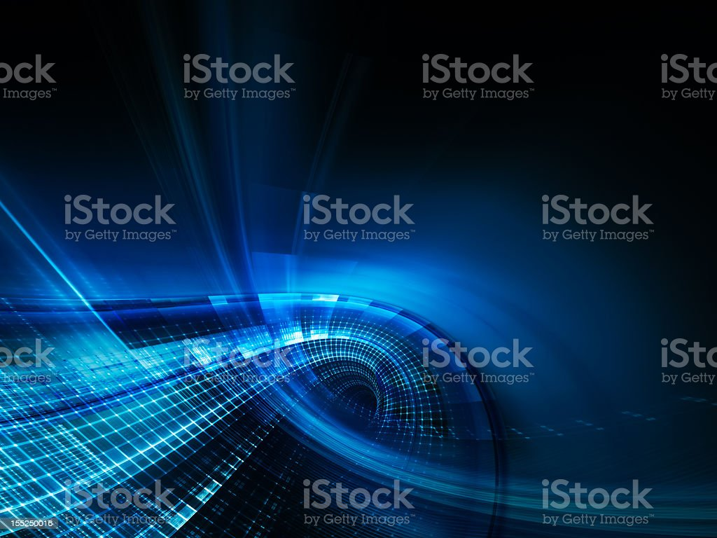 Dark blue abstract background royalty-free stock photo