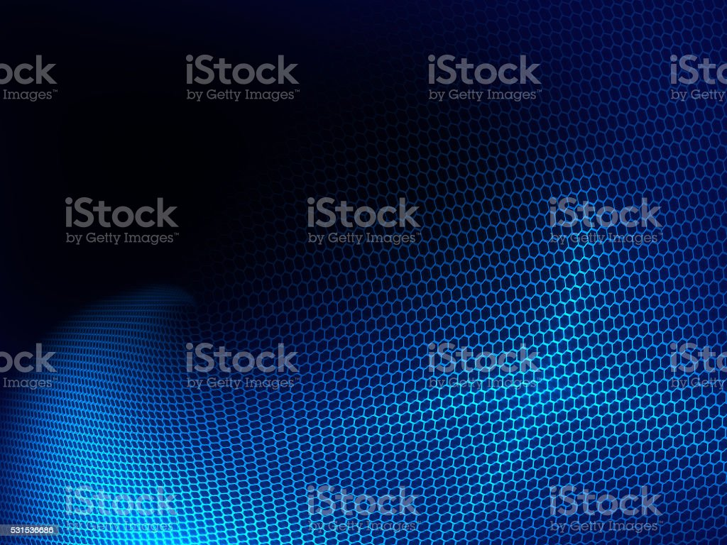 dark blue abstract modern background stock photo