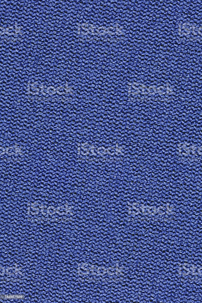 Dark blue nylon mesh over neoprene macro stock photo