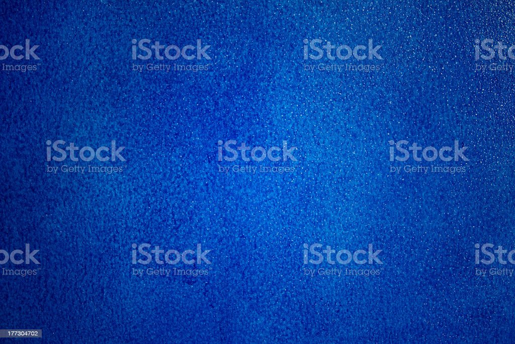 Dark blue painting wall background royalty-free stock photo