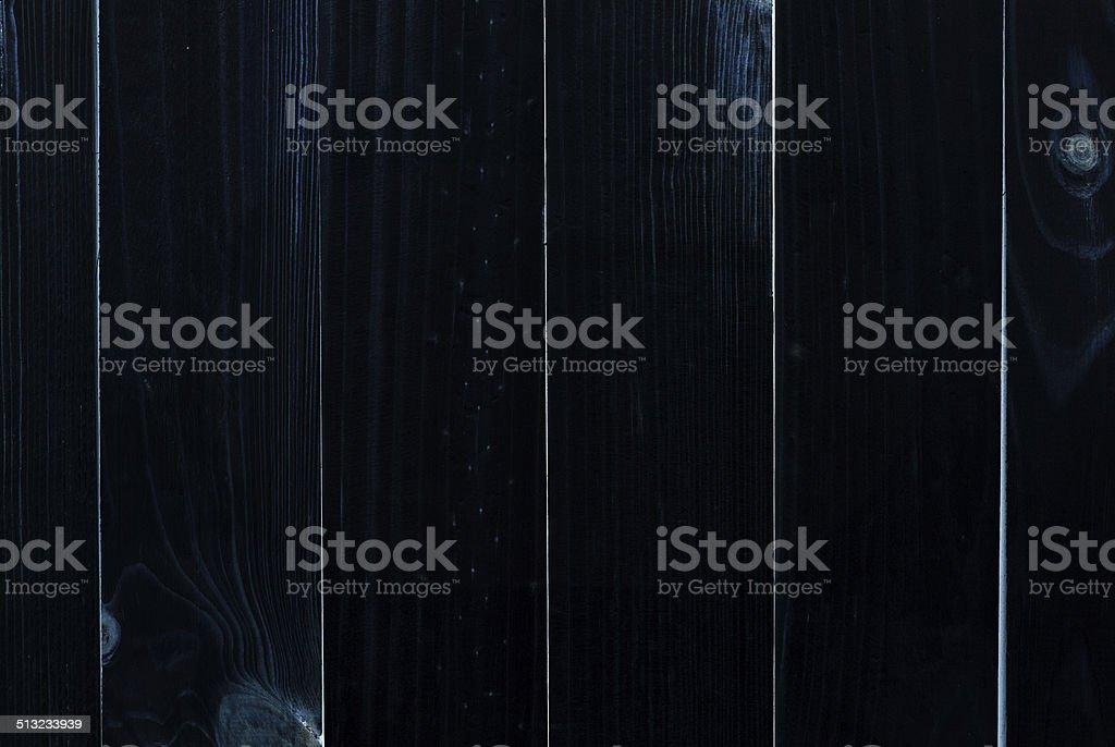 Azul oscuro tablas foto de stock libre de derechos