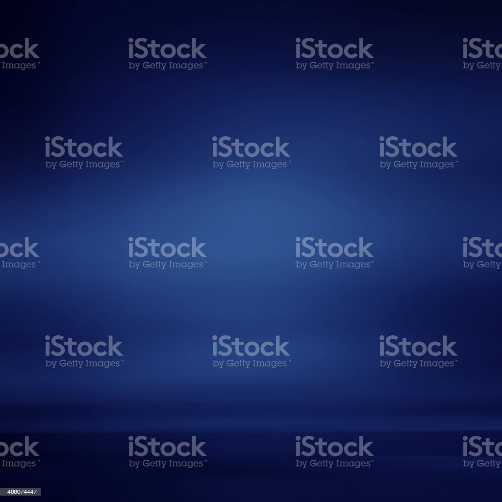 Dark blue soft abstract background stock photo
