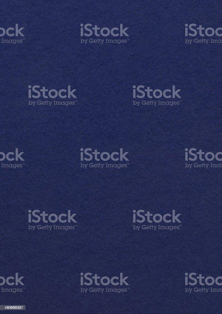 dark blue textured paper stock photo
