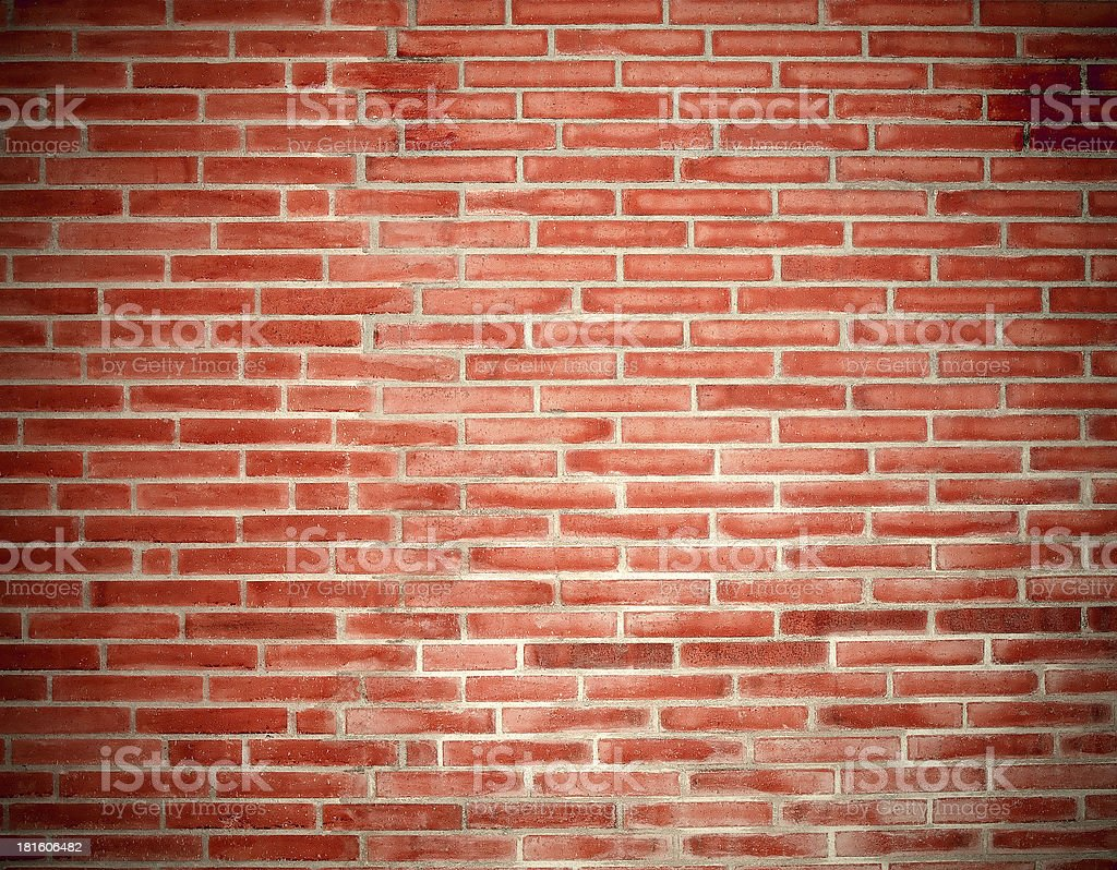 dark brick wall structure royalty-free stock photo