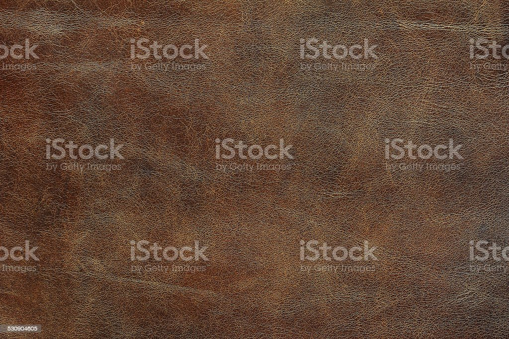dark brown leather stock photo