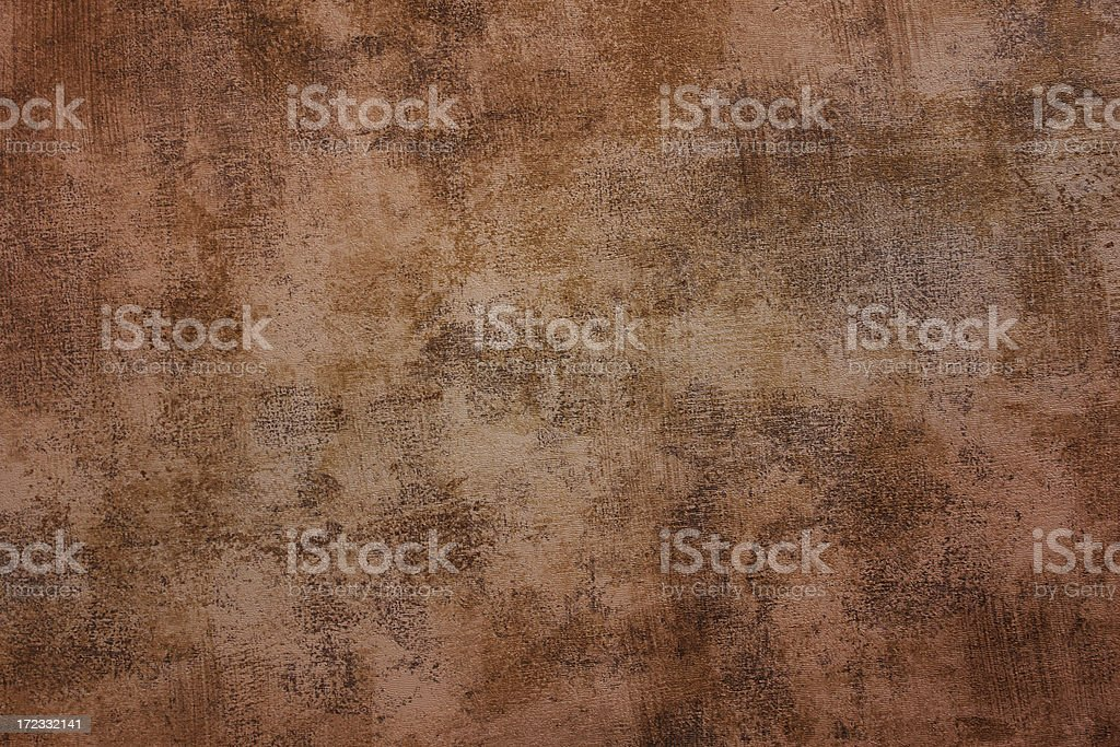 Dark brown textured wall surface royalty-free stock photo