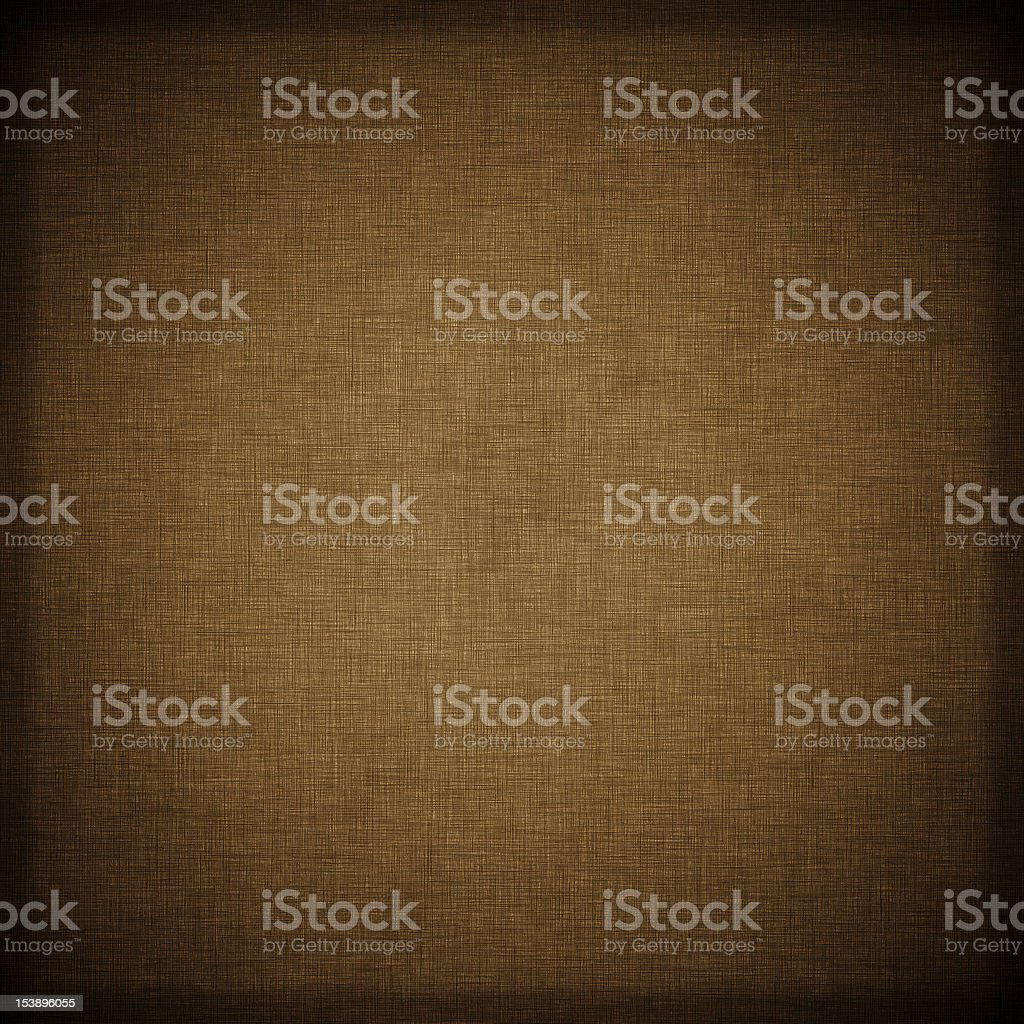 Dark brown vintage textile background stock photo
